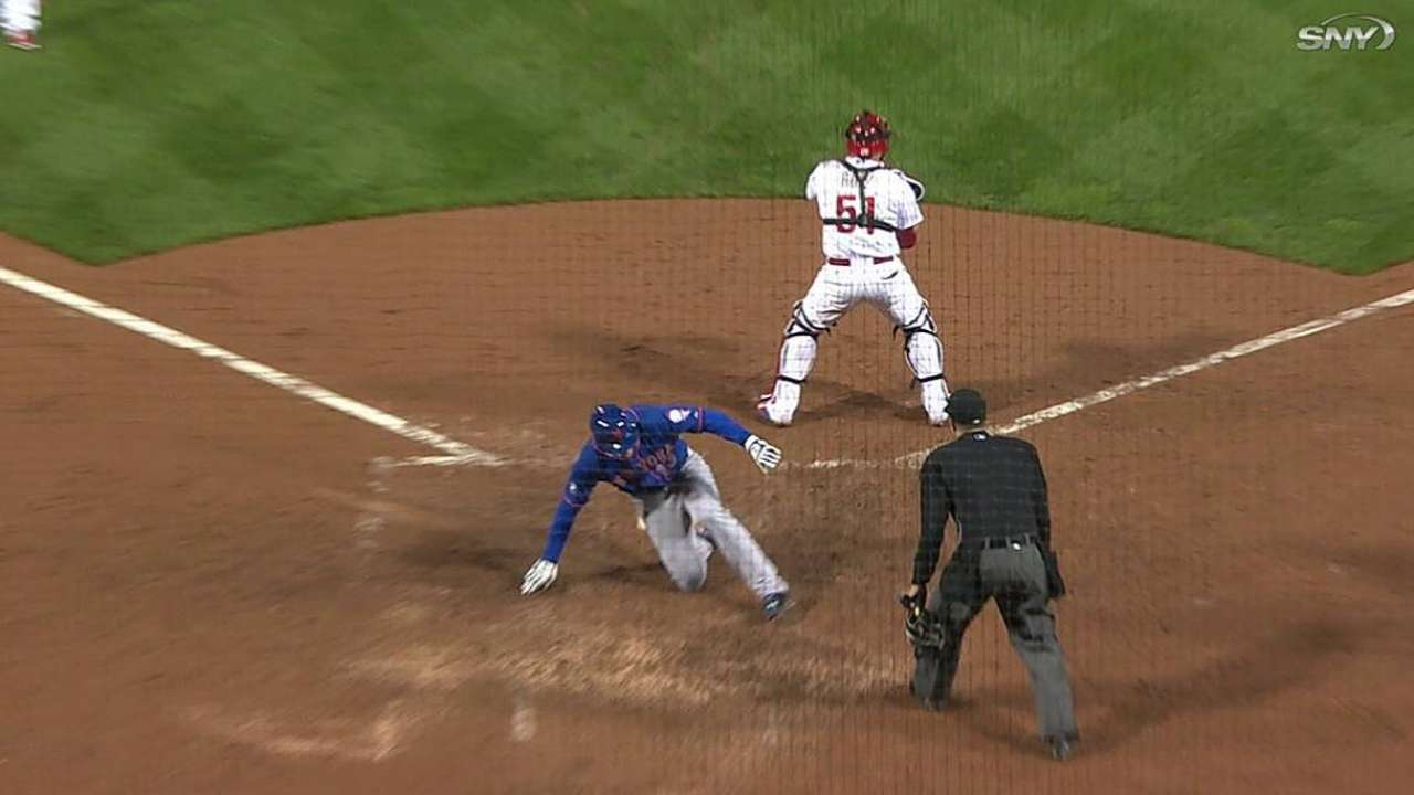 Mets superaron a los Filis de la mano de Niese