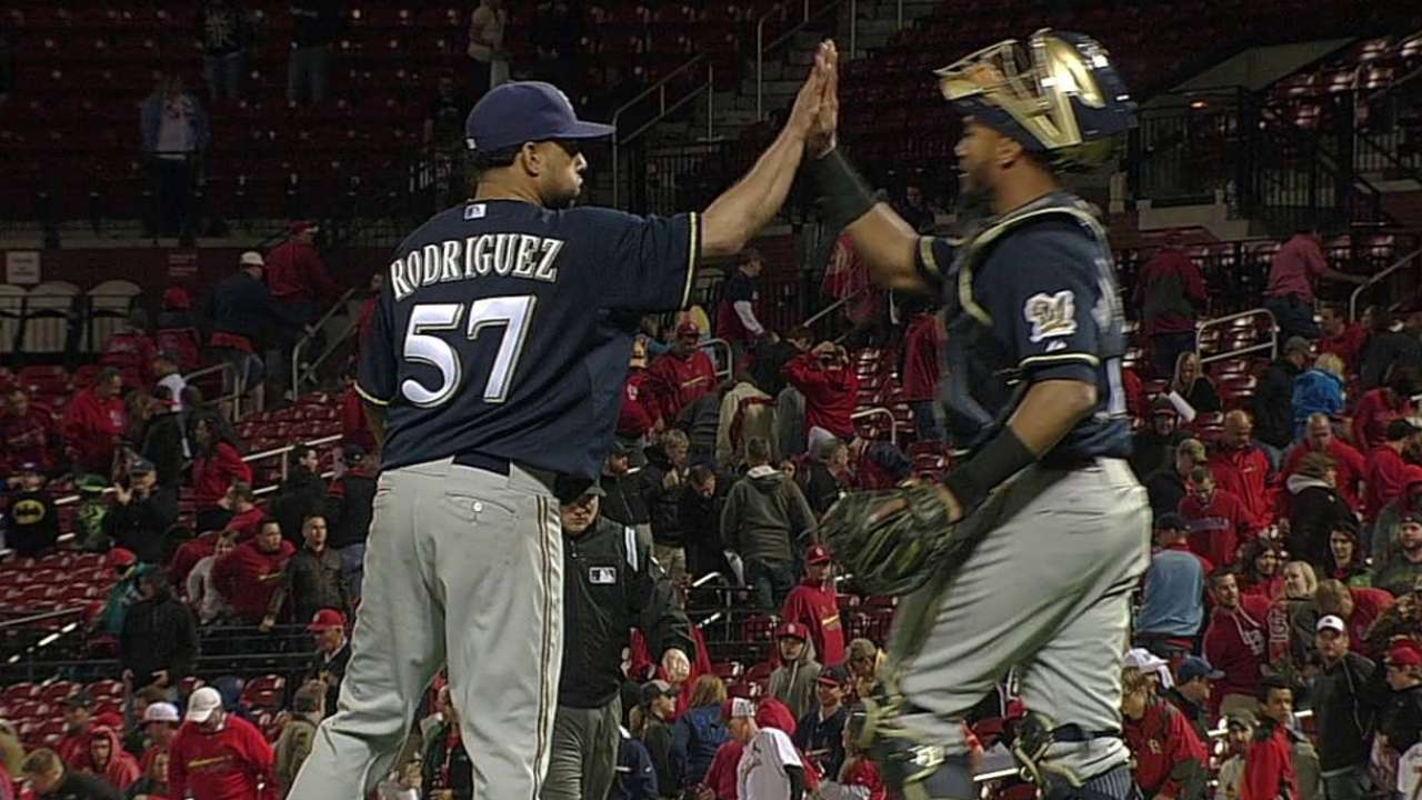 K-Rod becomes closer, and rest is history