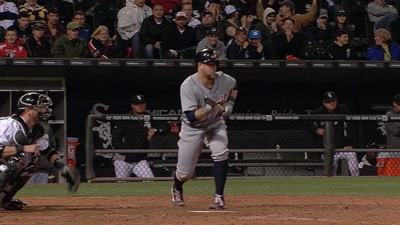 Holaday outsmarts White Sox for a Tigers victory