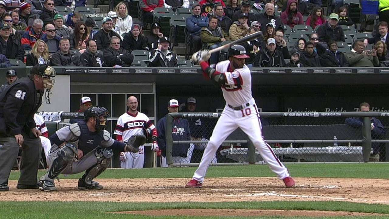 Alexei sets Sox mark for hits in April/March