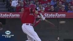 Angels lock up sweep behind dominant Wilson