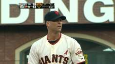 Hudson goes 8 2/3 as Giants edge Padres