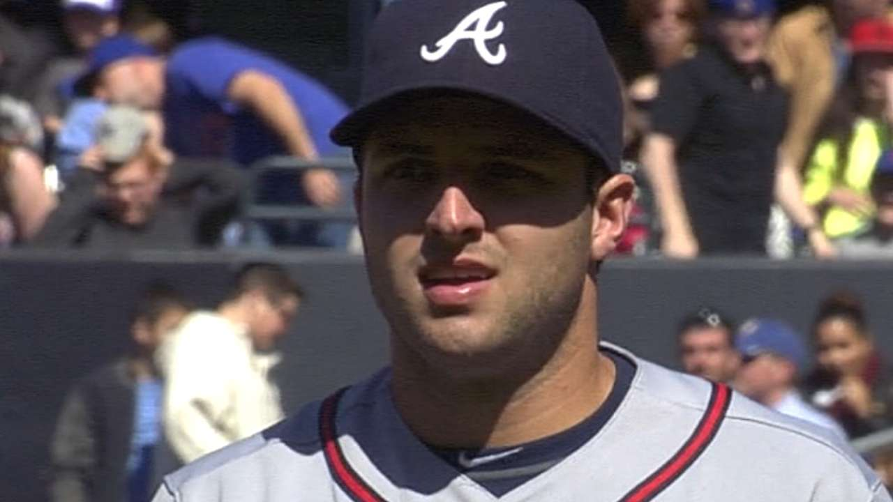 Braves' Hale has ability to start or pitch out of 'pen