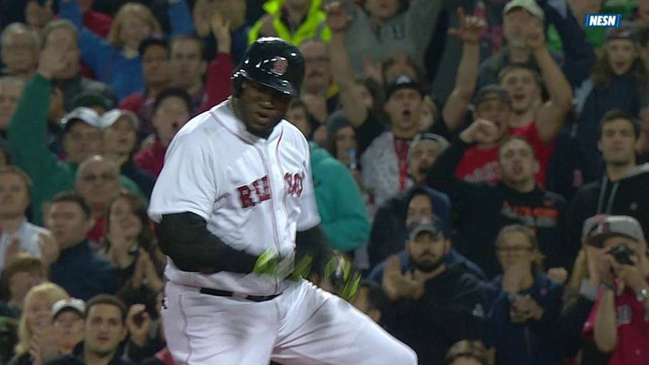 Red Sox unable to hold lead, drop DH to Rays