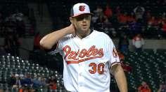 Streaking Orioles vie for series sweep against Astros