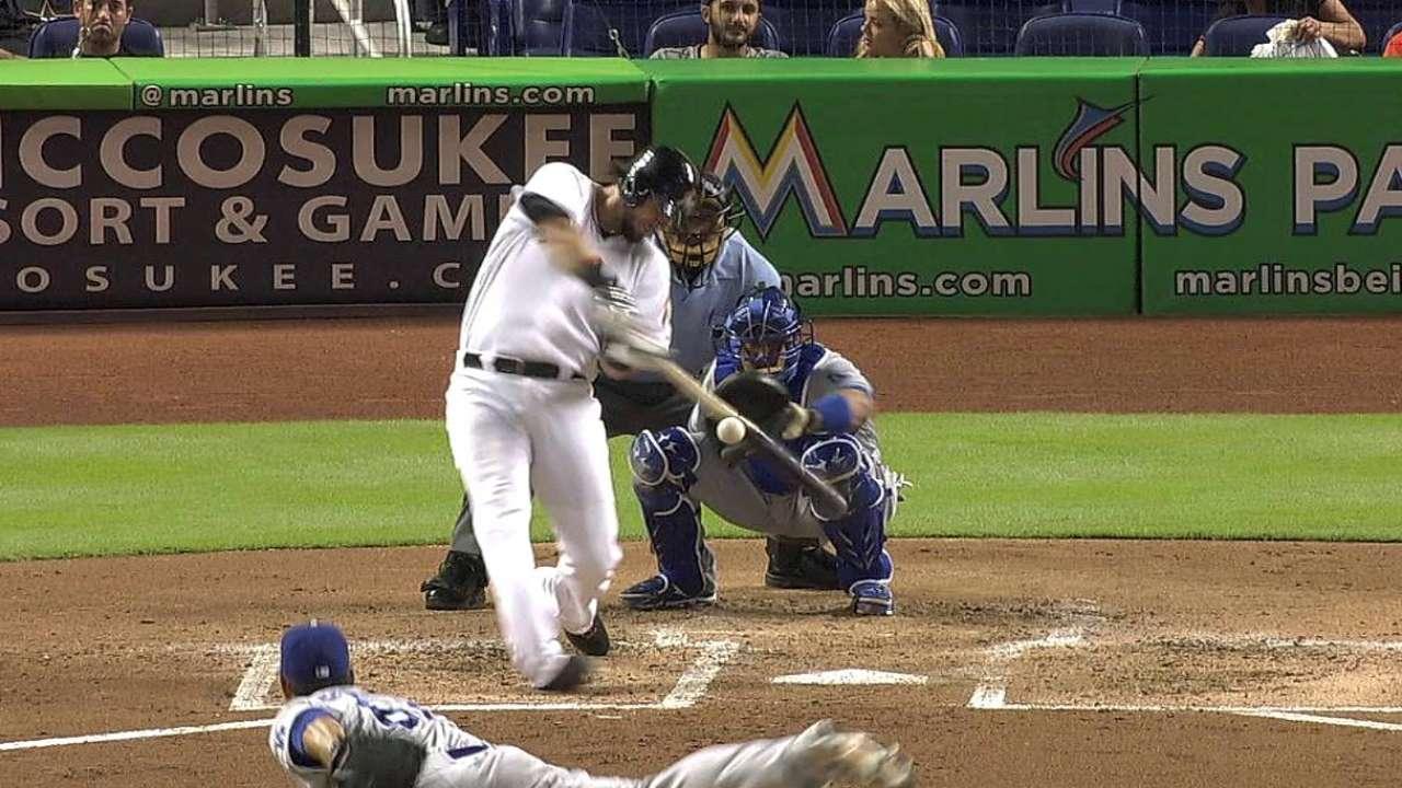 Koehler y poder de los Marlins dominan a Dodgers