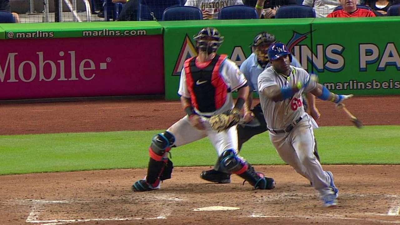 Dodgers no pudieron resolver el brazo de Koehler