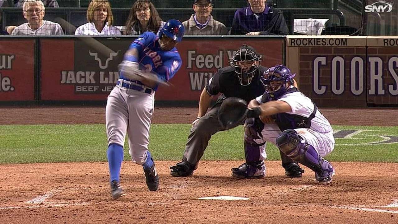 Rockies castigan a Mets por segunda noche en fila