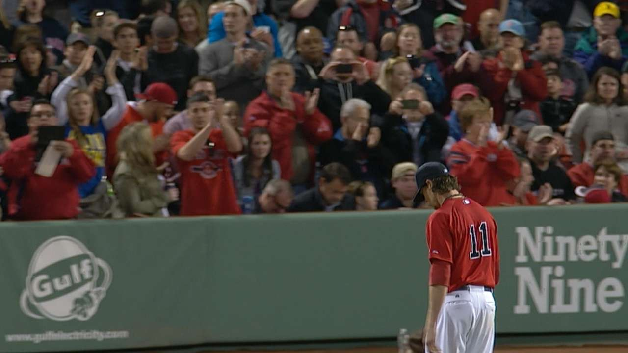 Red Sox show off complete package in win over A's