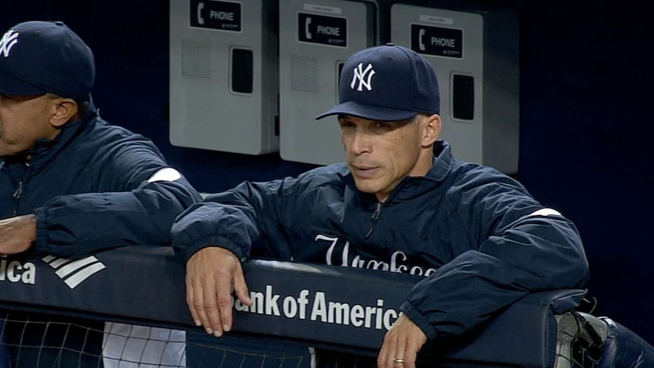 Girardi reaches milestone with 1,000th game as skipper