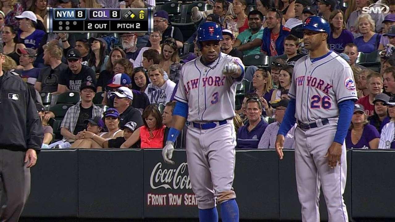 Murphy pega 4 hits pero Mets caen con Rockies