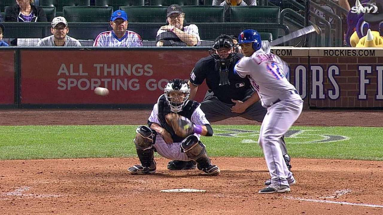 Lagares sits again as Collins eyes offense