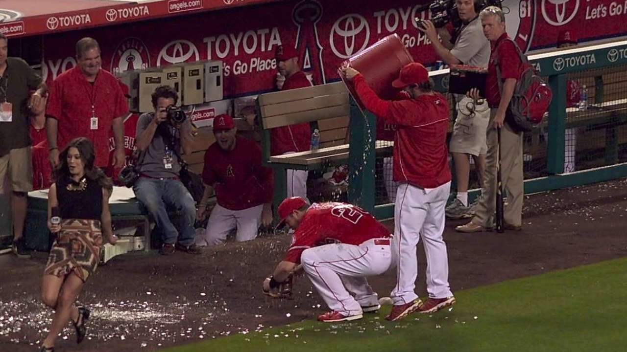 Cron debuts as Freese injury leads to roster shakeup