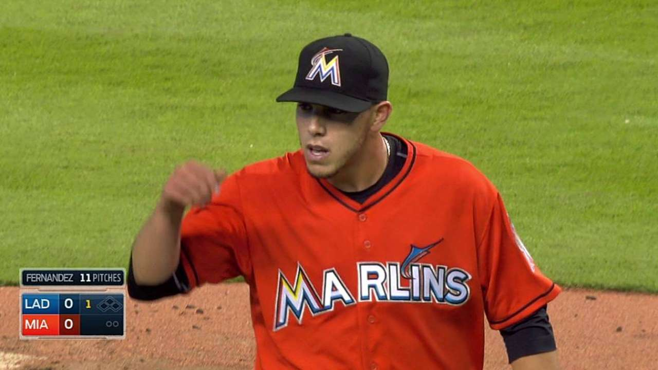 Excited Fernandez cleared for throwing program