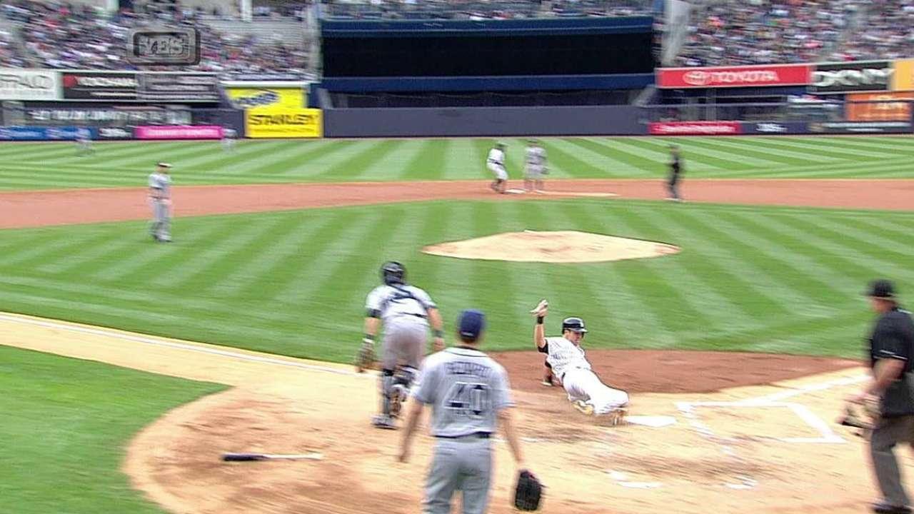 Sabathia, Yankees no pudieron con ataque de Rays
