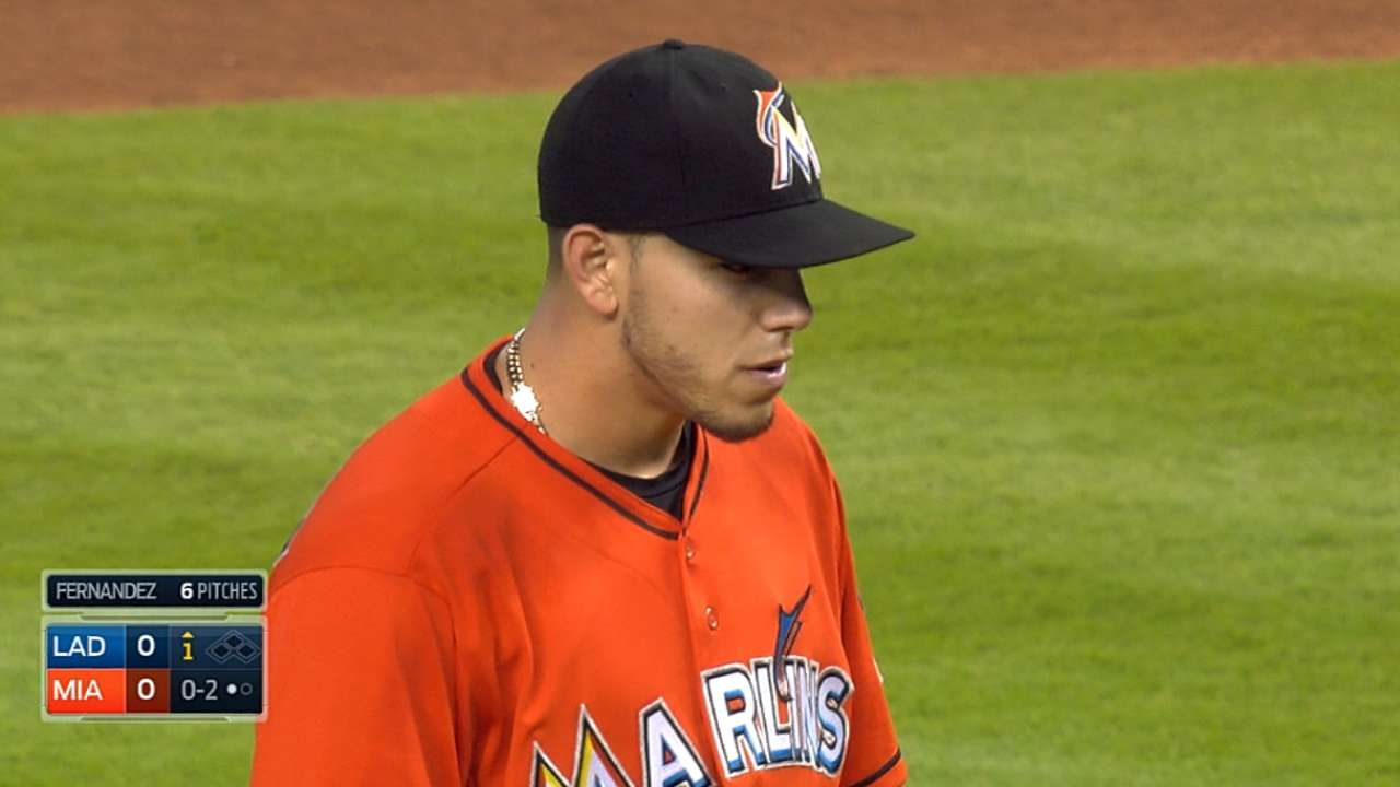 Elbow injury epidemic strikes phenom Fernandez