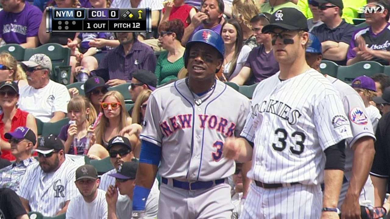 Granderson emerging from early-season slump