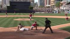 Replay crucial in Padres' first walk-off of '14