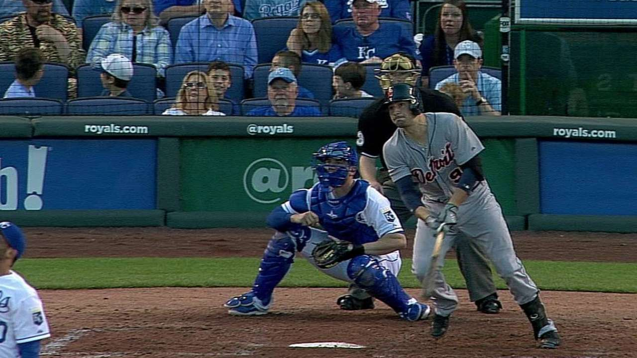 Castellanos driving force in victory over Royals