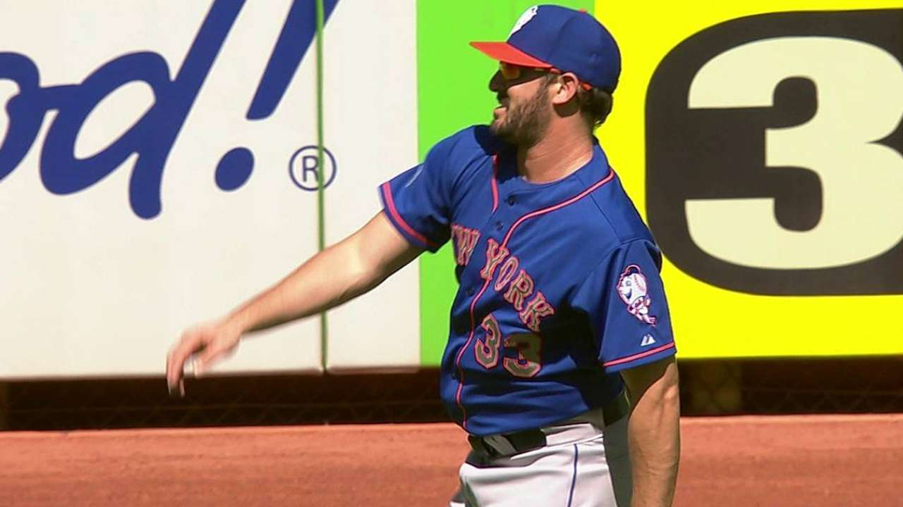 Harvey extends throwing program to 120 feet