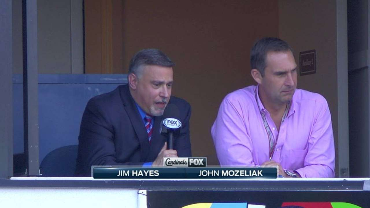Mozeliak calls Cards' start to season 'concerning'
