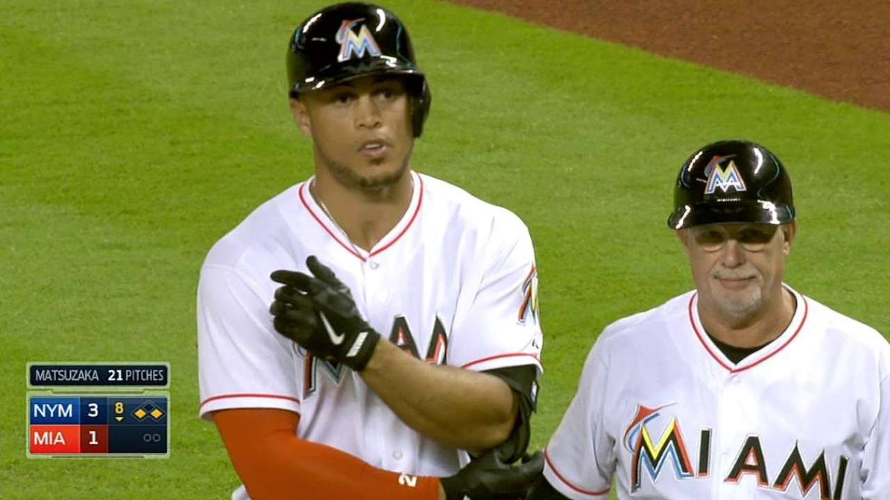 Redmond weighing when to give Stanton a breather