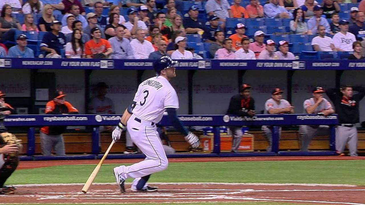 Rays caen ante Orioles, tras apagón en Tropicana Field