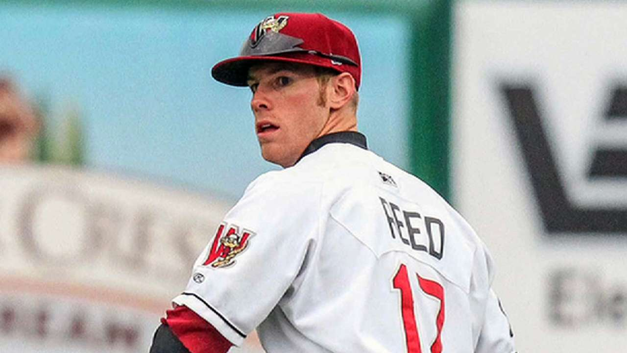 Reed, Stroman are Pipeline Prospects of Week