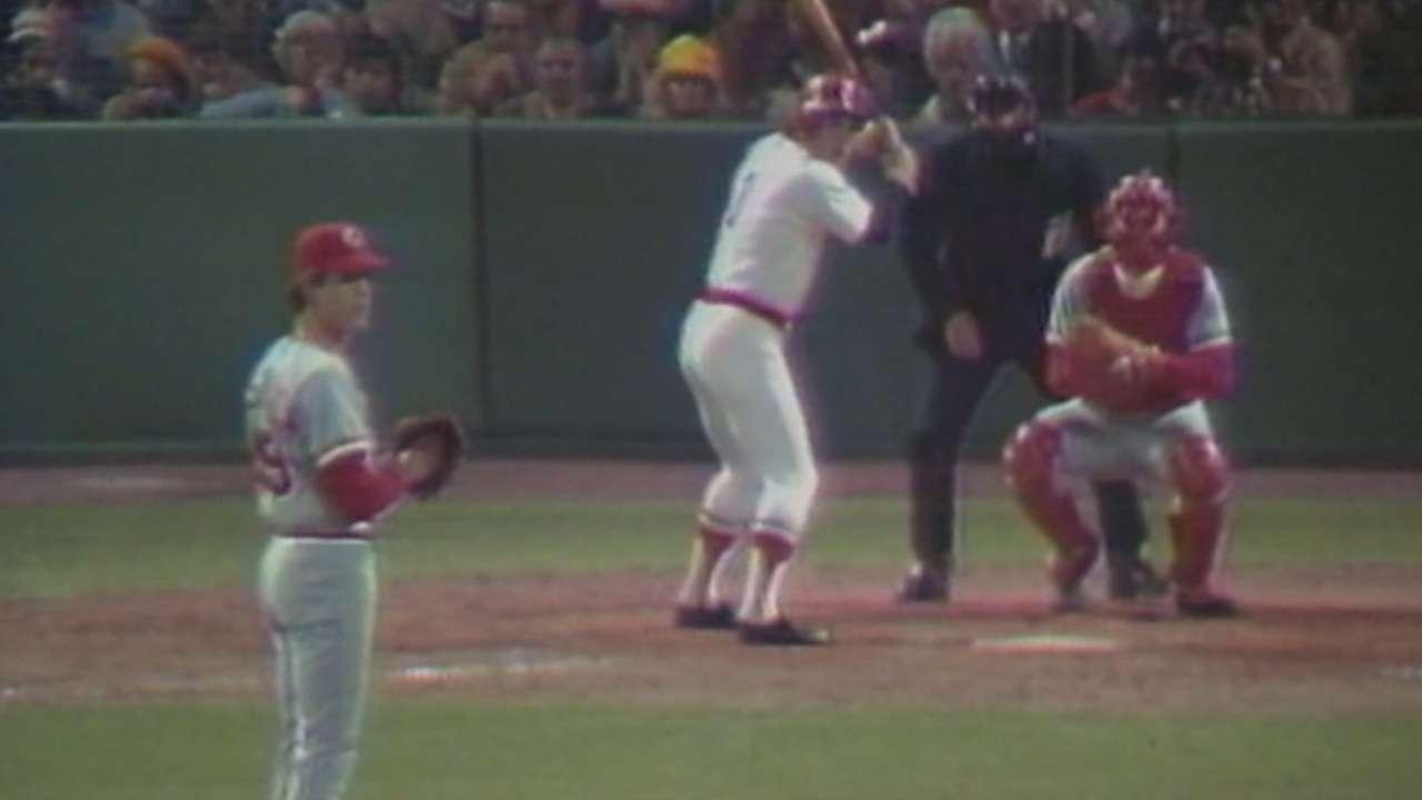 Celebrating the 1975 World Series' epic Game 6