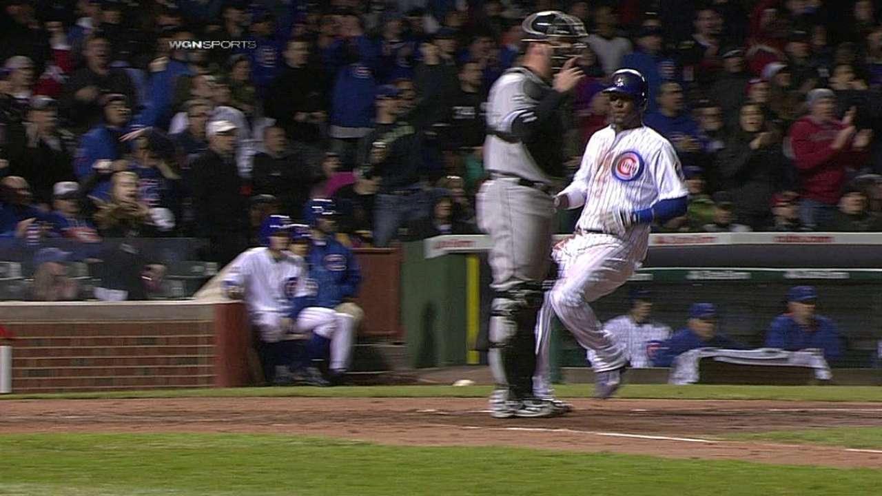 Jackson luce en la loma pero Cubs caen con White Sox