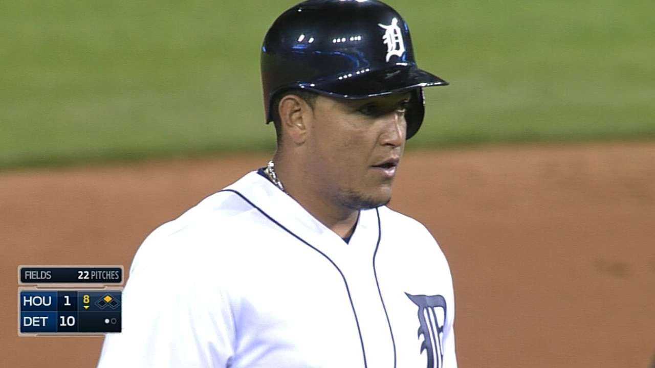 Miggy in exclusive company of four-hit, four-RBI efforts