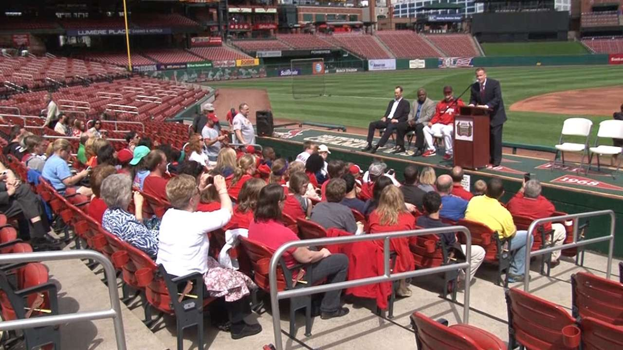Auction will be held to benefit Cardinals Care