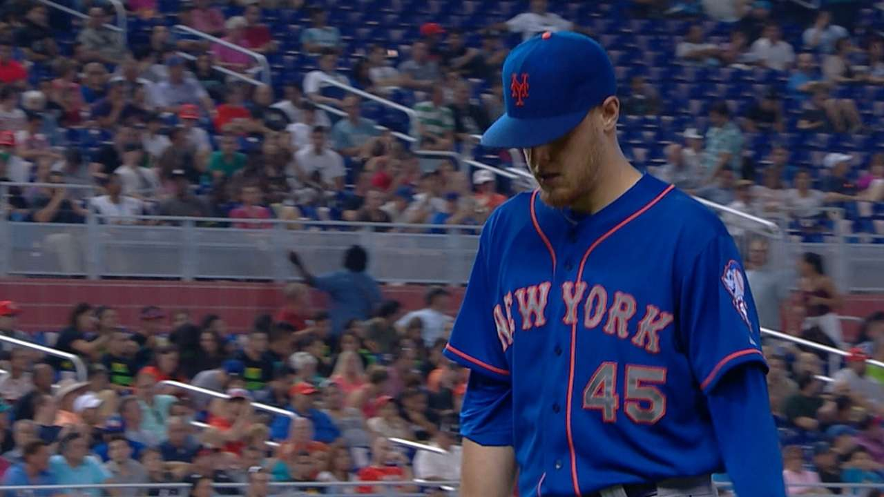Mets unable to get offense going in finale