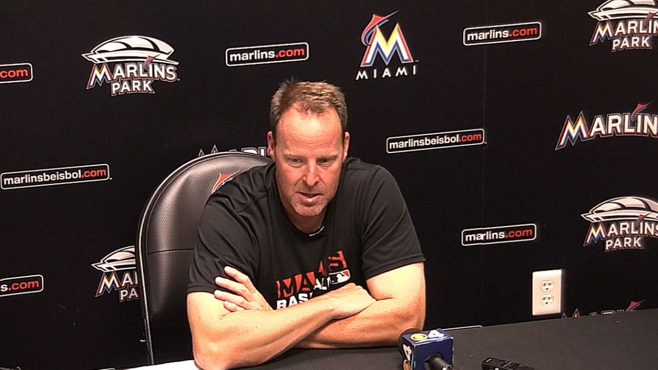 Marlins' turnaround a sight to behold