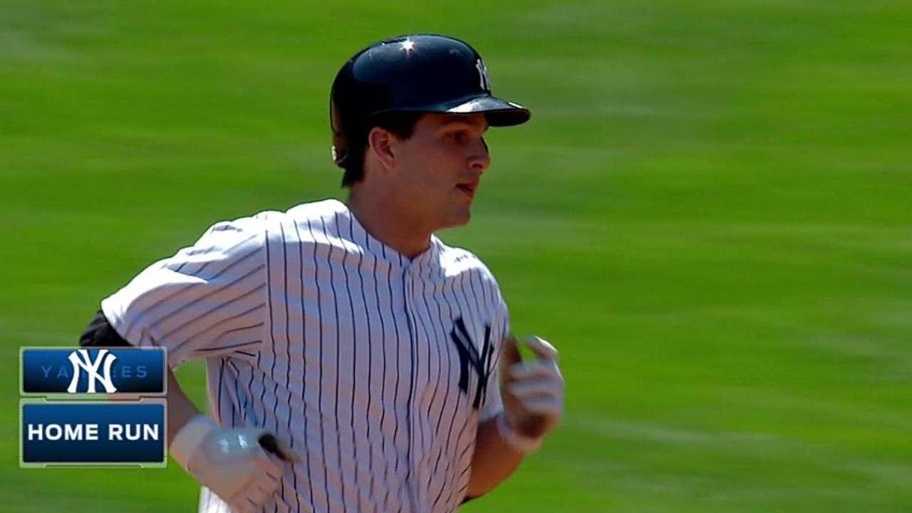 Murphy fue clave en triunfo de Yankees vs. Angelinos