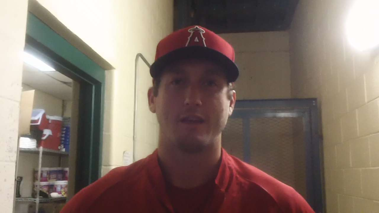 Freese thankful for mom's unwavering support