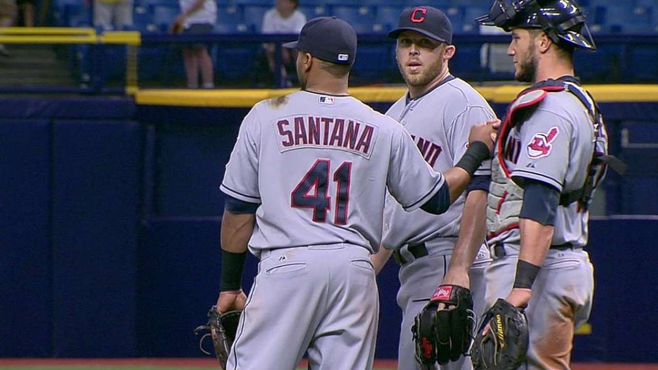 Versatile Allen a 'big weapon' in Indians bullpen