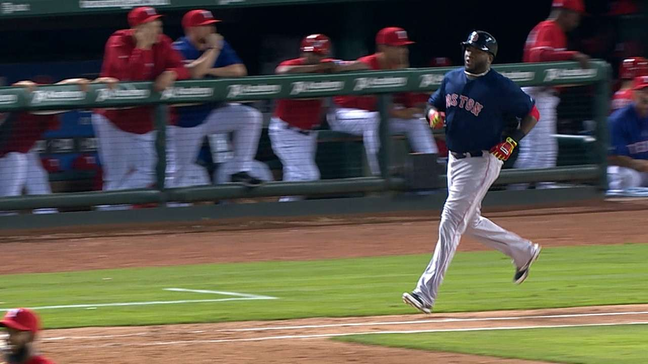 Big Papi shows infield shift doesn't always work