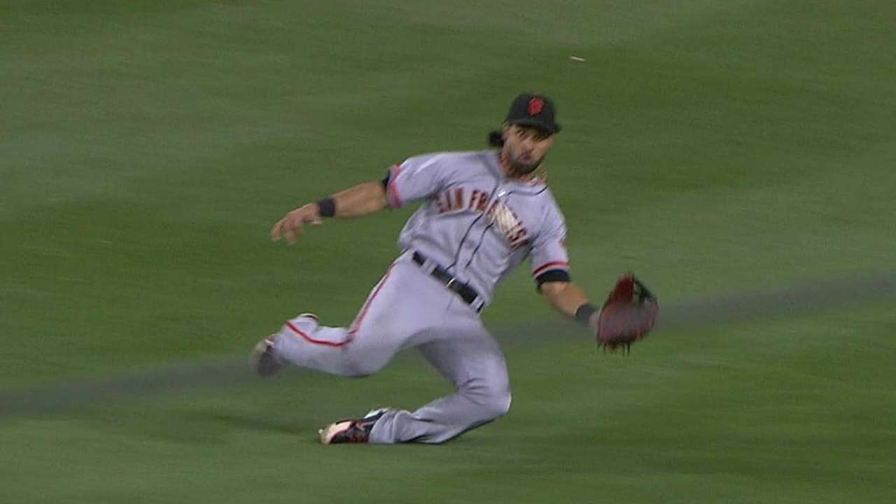 Knee 'fine,' Pagan gets planned rest