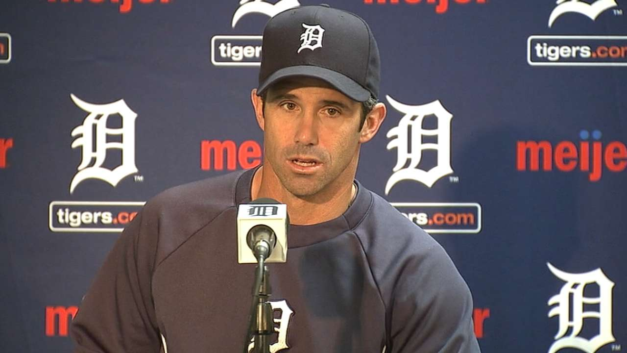 Travel easy on first-year manager Ausmus