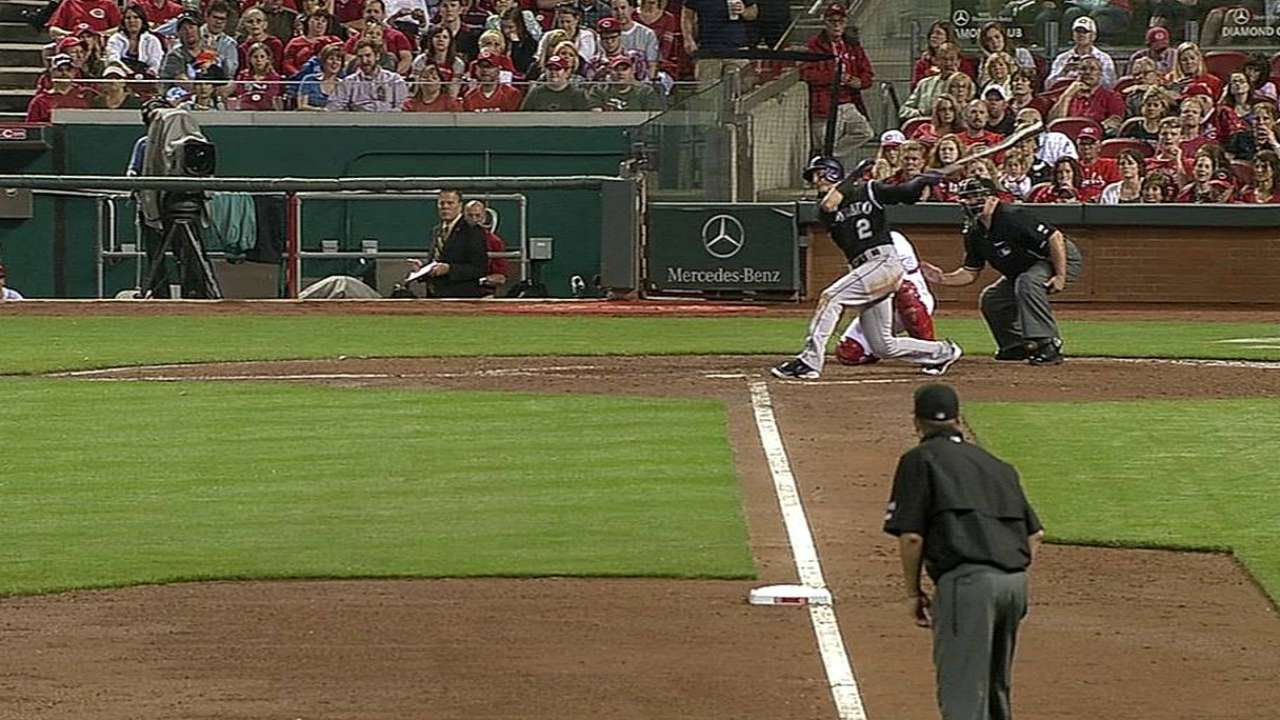 Tulo's bunt hit shows Rox's 2014 philosophy