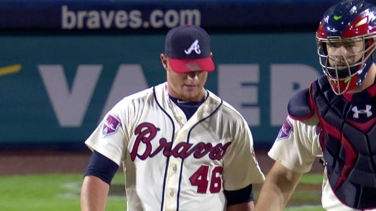 After long layoff, Kimbrel gets in some work