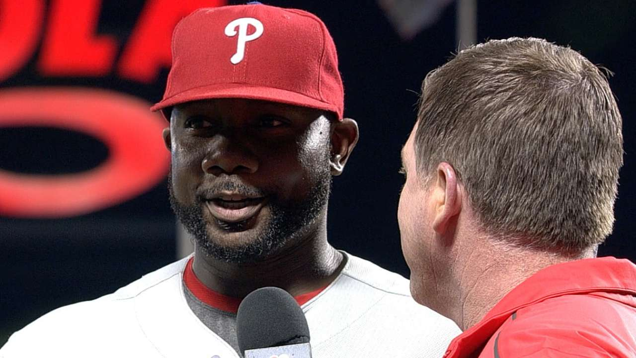 Return home should provide boost for Phils