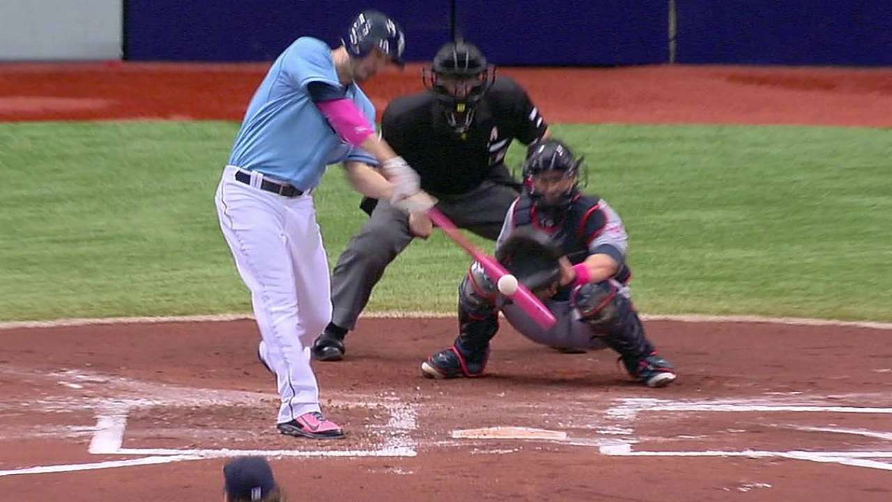 Rays rally, but can't close in series finale