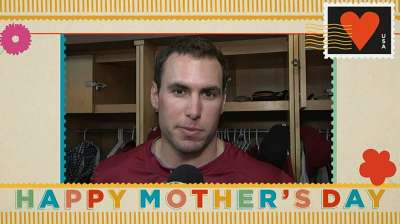 Mother's Day a chance for D-backs to honor loved ones