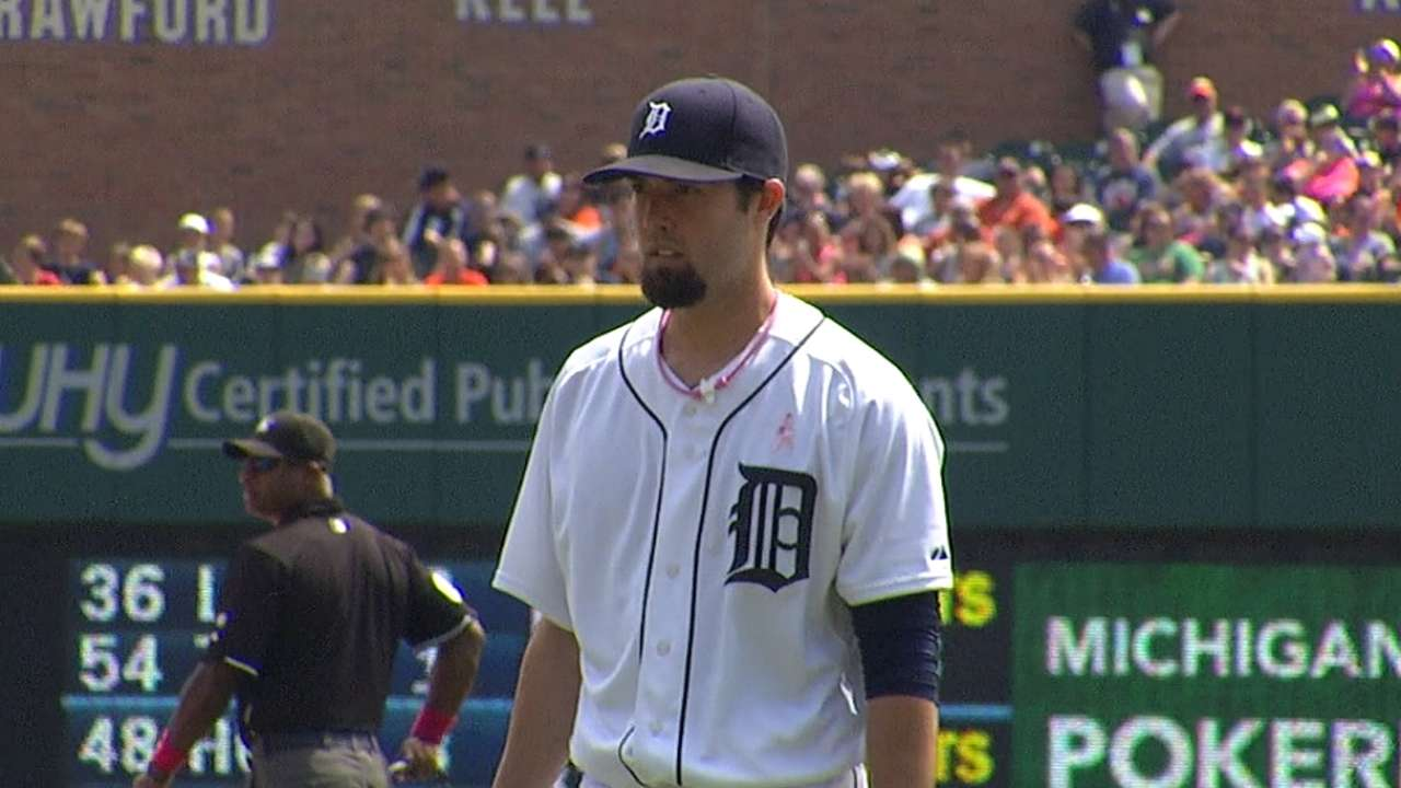 Tigers make flurry of roster moves after lengthy game