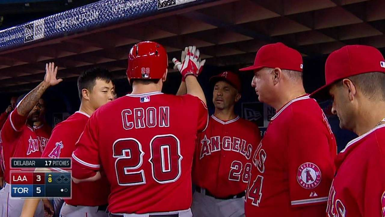 Farm system making impact in big leagues
