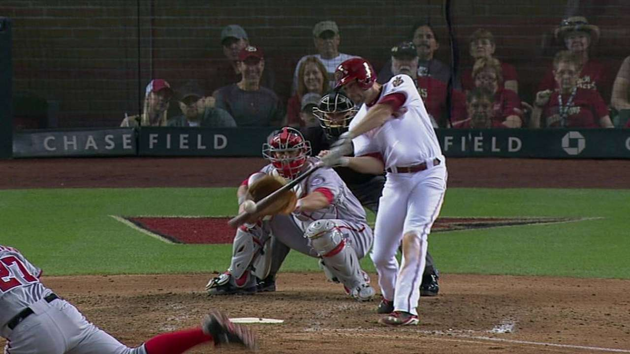 Reed's blown save sends D-backs to defeat