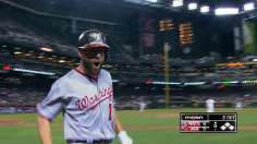Homer-happy Nats rally to top D-backs, snap skid