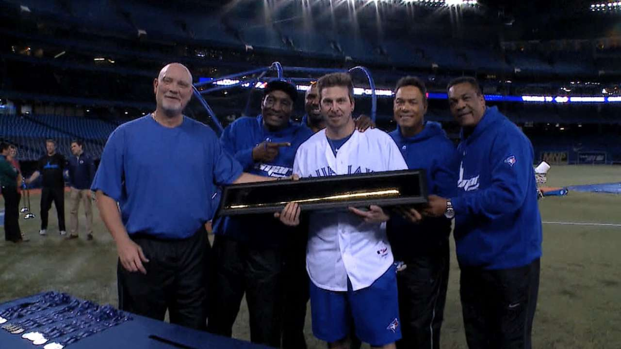 Broadcast auction raises funds for Jays Care Foundation